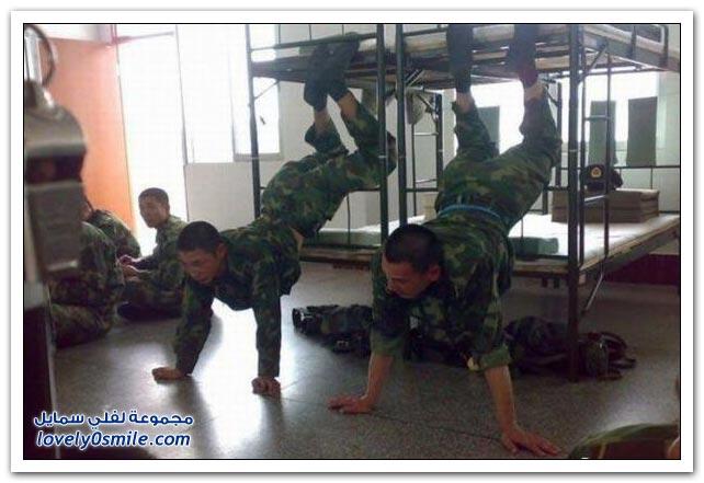 تدريبات الجيش الصيني