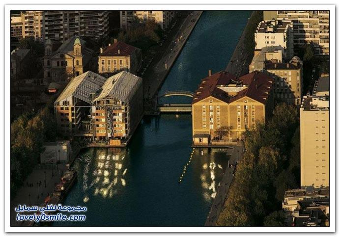 باريس من الأعلى ج1