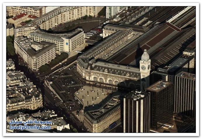 باريس من الأعلى ج2