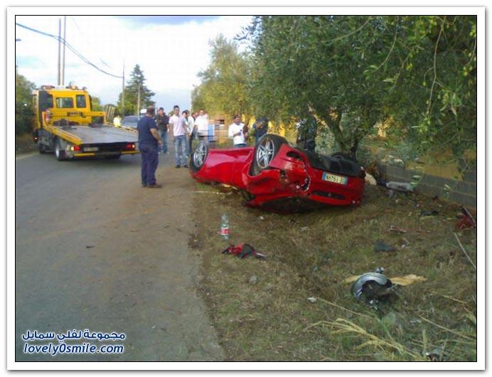 حادث فراري في روسيا