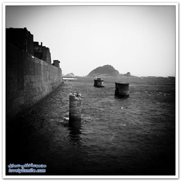 جزيرة هشيمة في اليابان جزيرة الأشباح