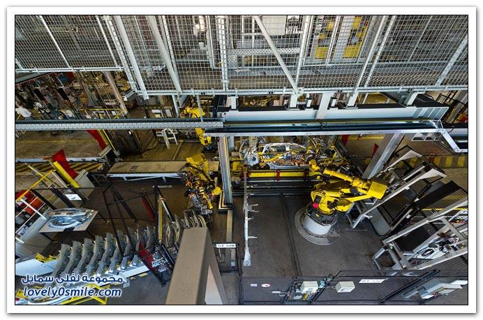 مصنع سيارات أوبل في روسيا