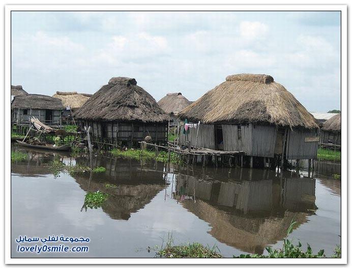 صور من جمهورية بنين