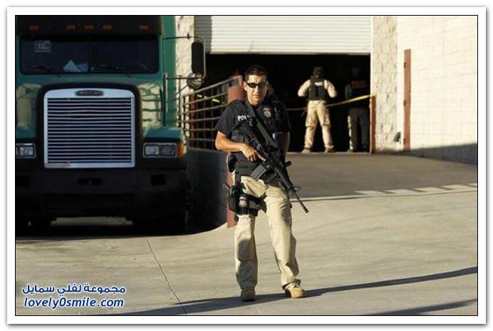 تهريب المخدرات من أنفاق على الحدود بين المكسيك وأمريكا