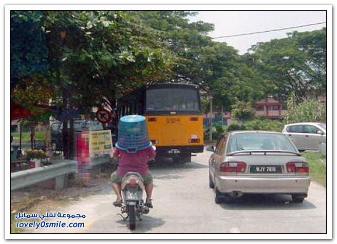فقط في ماليزيا والهند