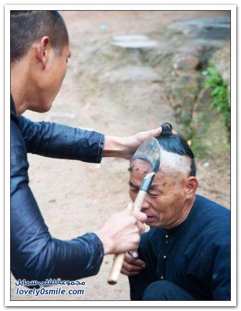 فقط في الصين