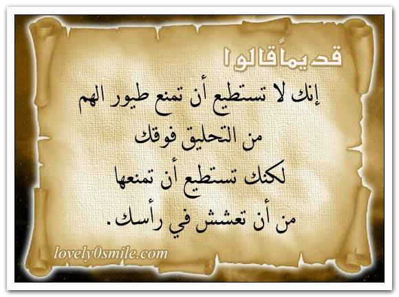 لا غنى كالعقل ولا فقر كالجهل + أفضل الزهد + إذا تم العقل نقص الكلام