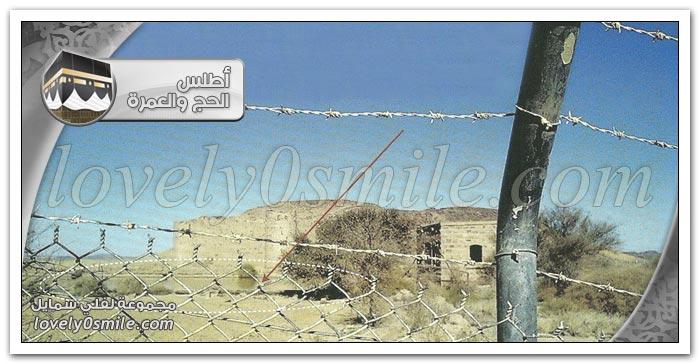 الطريق من البصرة إلى مكة + طريق الحاج الشامي