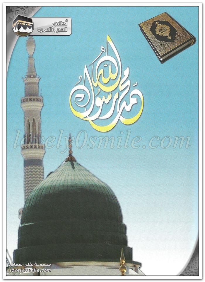 المحراب النبوي + قباب المسجد النبوي