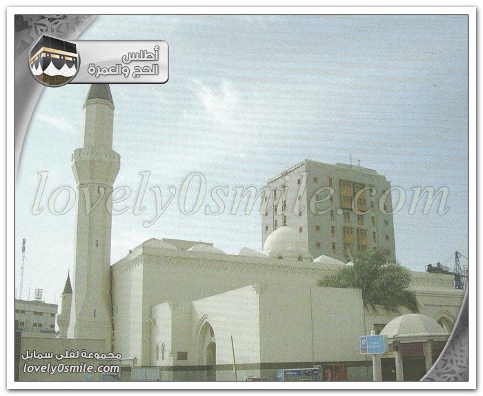 مسجد عمر بن الخطاب ومسجد علي بن أبي طالب رضي الله عنهما + مساجد الفتح