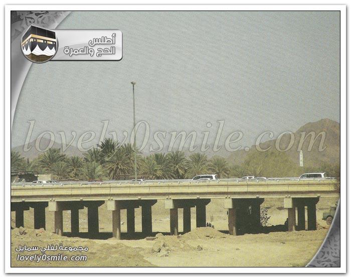 أهم أودية المدينة النبوية الرئيسة + مجمع الملك فهد لطباعة المصحف الشريف بالمدينة