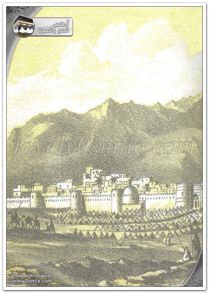 صور ومرتسمات تاريخية عن المدينة النبوية