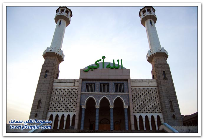 من أجمل المساجد حول العالم ج2
