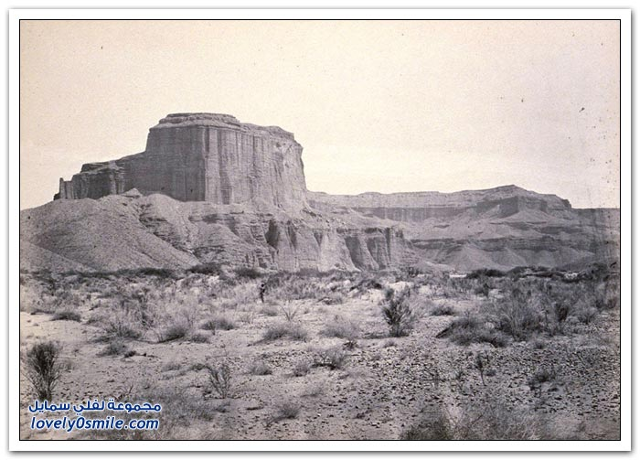 الغرب الأمريكي قبل 150 سنة
