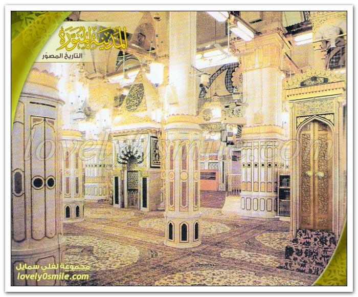فضل الروضة الشريفة في المسجد النبوي