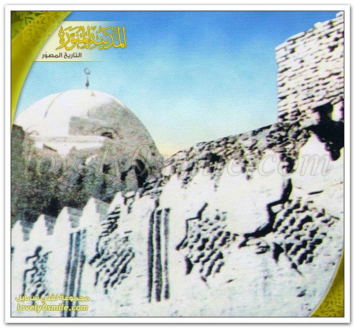مسجد دار سعد بن خيثمة رضي الله عنه + مسجد الجمعة