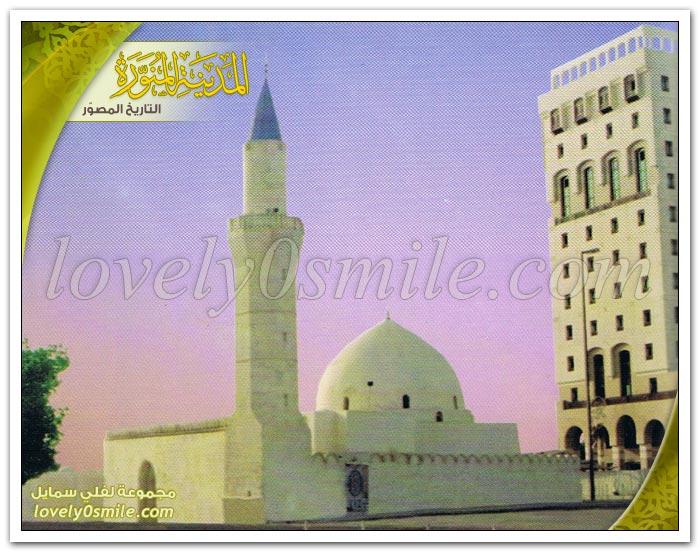 مسجد عمر بن الخطاب ومسجد علي رضي الله عنهما + بنو قينقاع