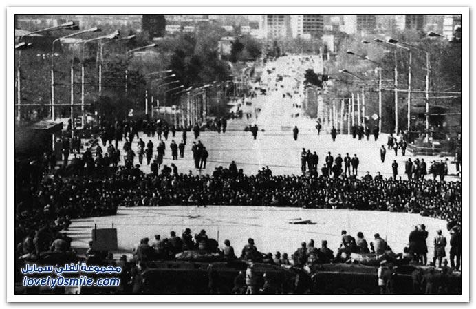 عشرون عاماً منذ سقوط الاتحاد السوفيتي