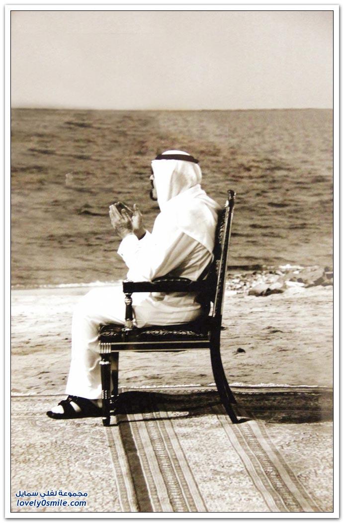 صور نادرة للملك عبدالله بن عبدالعزيز ج2