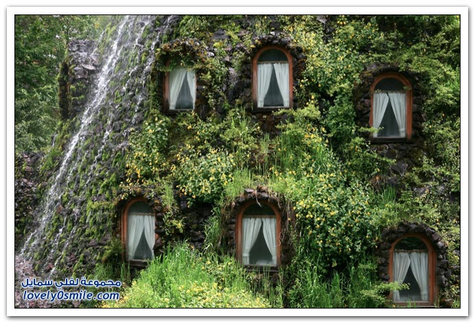 فندق سحر الجبال (ماجيك ماونتن لودج)