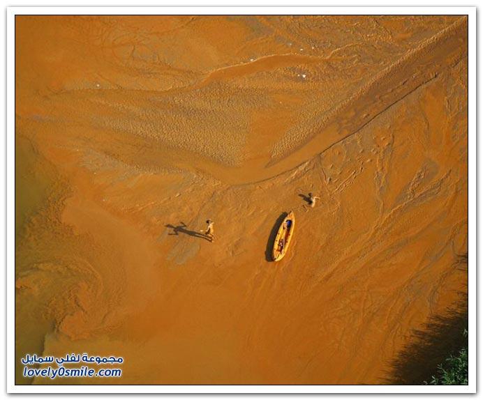 تصوير من الأعلى لمناظر حول العالم ج1