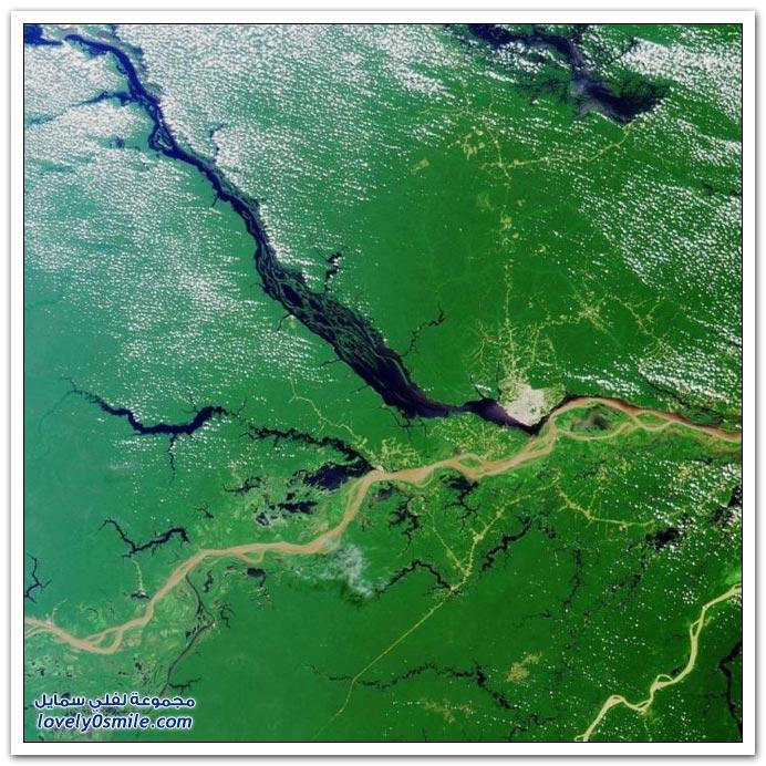 تصوير من الأعلى لمناظر حول العالم ج2