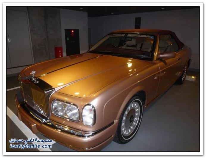 سيارات أغنياء اليابان ج2