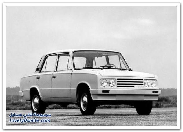 صور سيارات نادرة أيام السبعينات