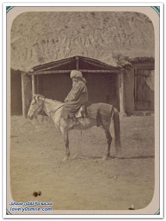 آسيا الوسطى قبل 140 سنة