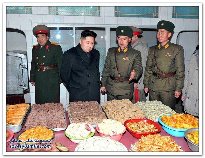 كيم جونغ أون رئيس كوريا الشمالية على خطى والده