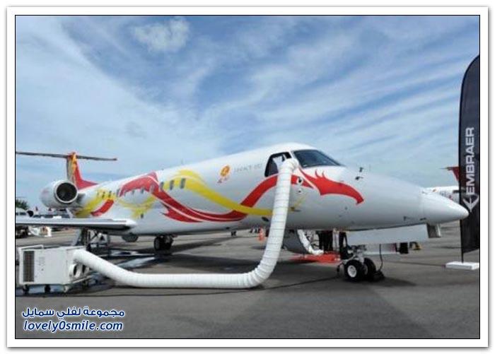 طائرة جاكي شان