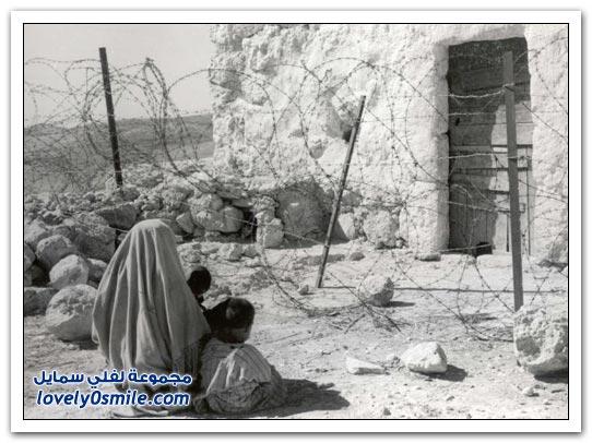 صور نادرة للنكبة الفلسطينية 1948