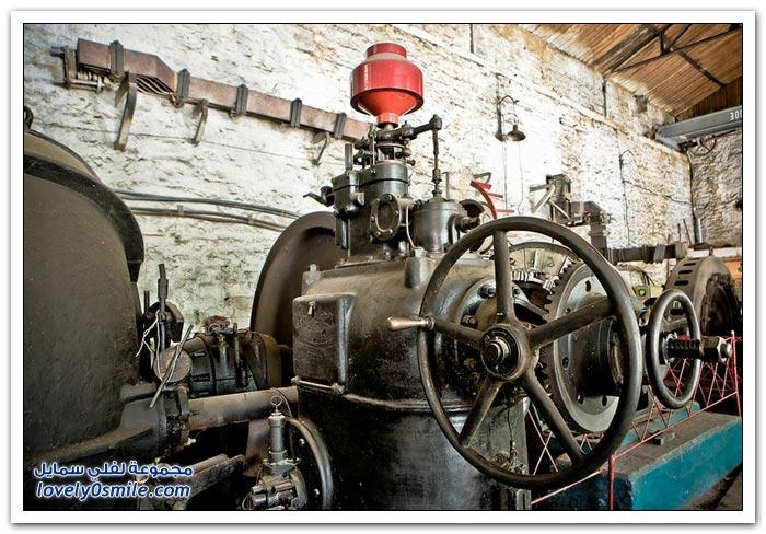 محطة توليد كهرباء في روسيا عمرها 100 عام