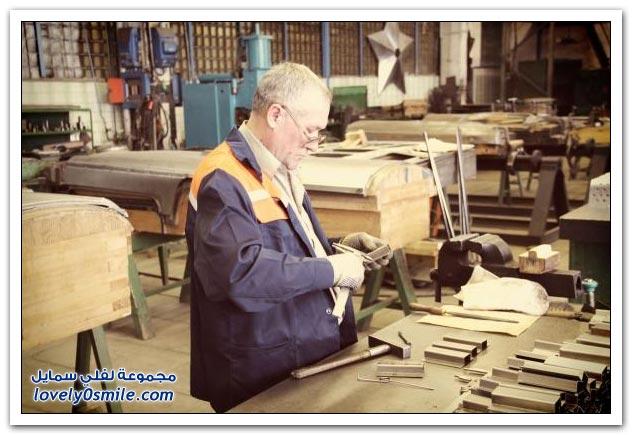مصنع شركة زيل الروسية للسيارات والمعدات الثقيلة