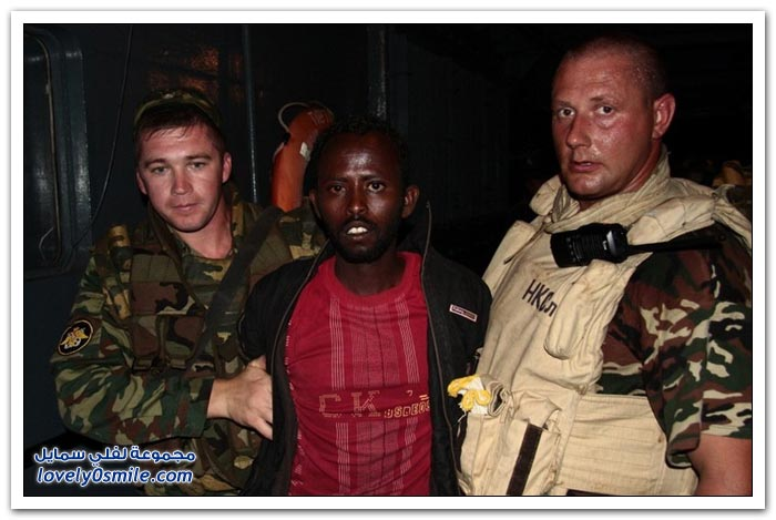 سفينة شحن روسية تقبض على قراصنة صوماليين بعد هجومهم عليها