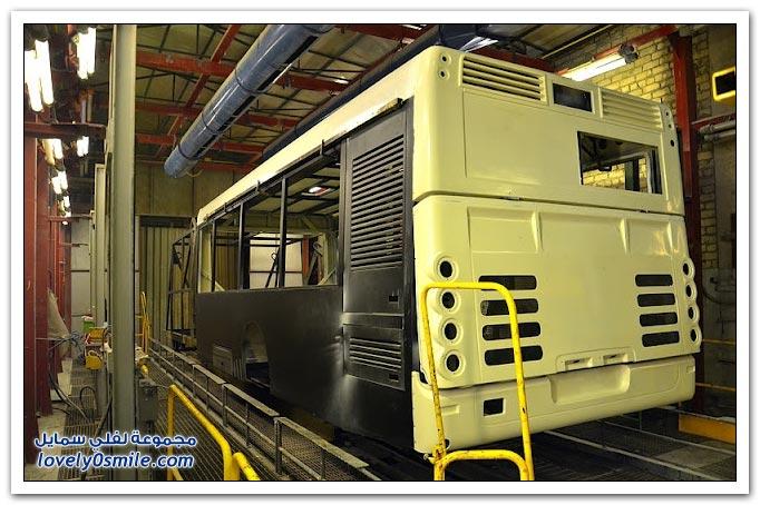 مصنع الحافلات الروسية في روسيا