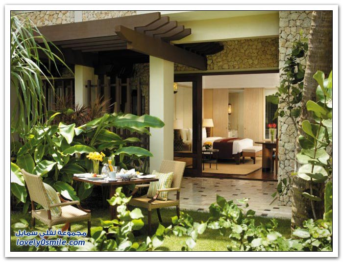 فندق شانغريلا في جزيرة بوراكاي