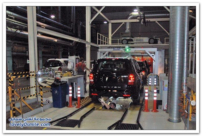 مصنع سيارات sollers في روسيا