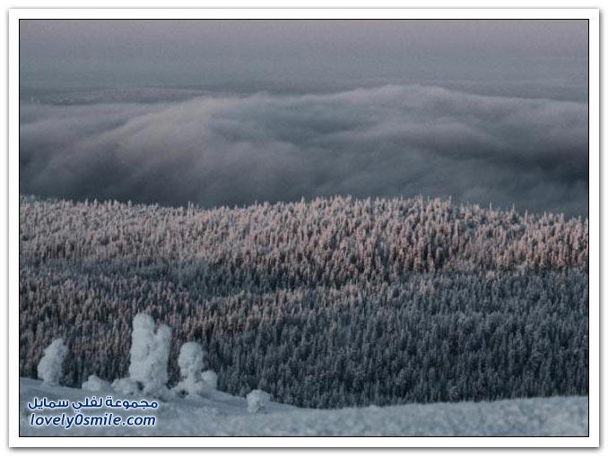 أفضل الصور للطبيعة في روسيا لعام 2011