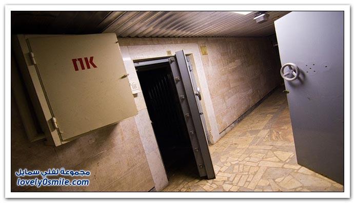 البنك المهجور في روسيا