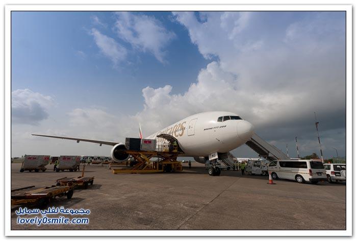 مطار في جزر المالديف