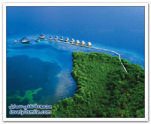 من أجمل الجزر السياحية في العالم