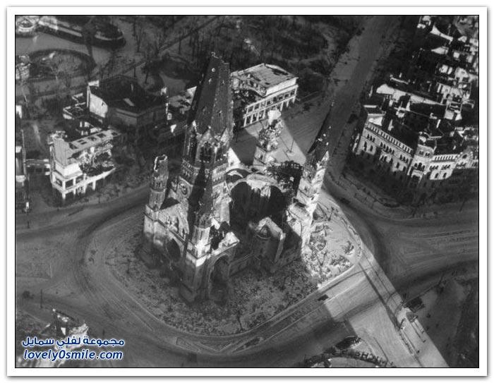 برلين بعد الحرب العالمية الثانية