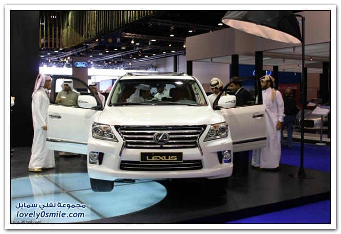 معرض قطر الدولي للسيارات 2012