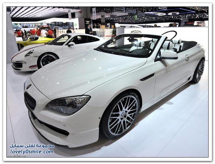 معرض جنيف للسيارات 2012