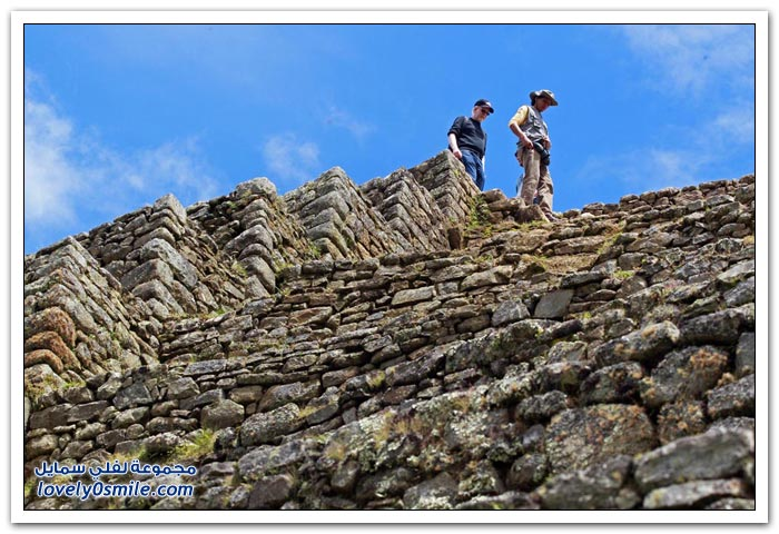 المدينة المفقودة مدينة ماتشو بيتشو لشعب الإنكا في البيرو