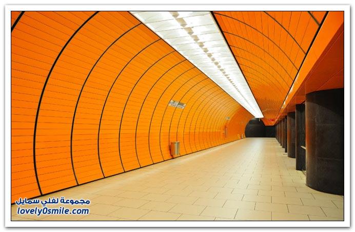 مترو ميونيخ
