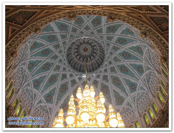 مسجد السلطان قابوس