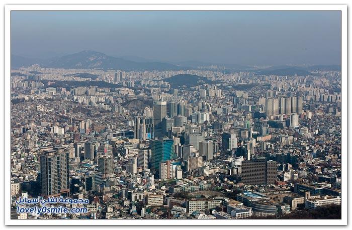 صور من سيول في كوريا الجنوبية