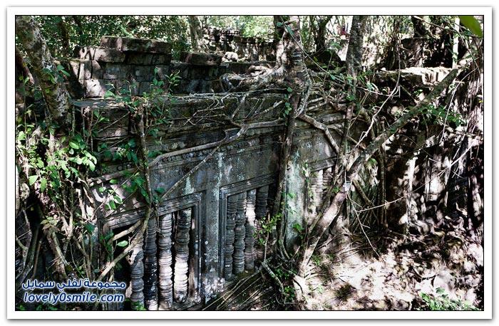 معبد أنكور وات (أنغكور وات) في كمبوديا